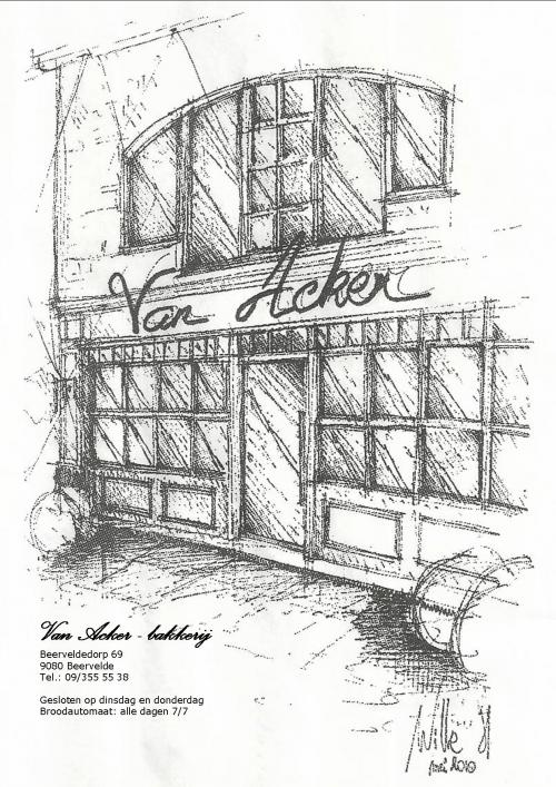 Van Acker bakkerij